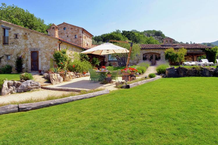 VakantiehuisItalië - Umbrië/Marche: Villa Mezzeria  [2]