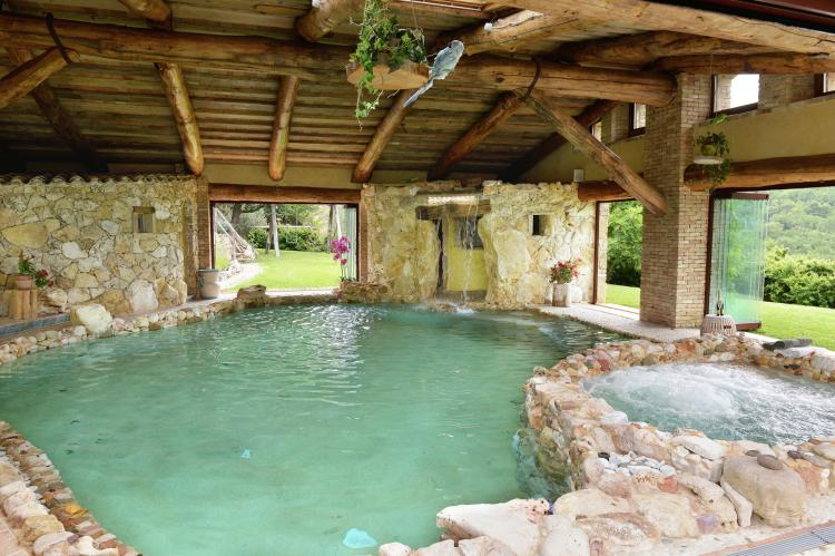 VakantiehuisItalië - Umbrië/Marche: Villa Mezzeria  [12]