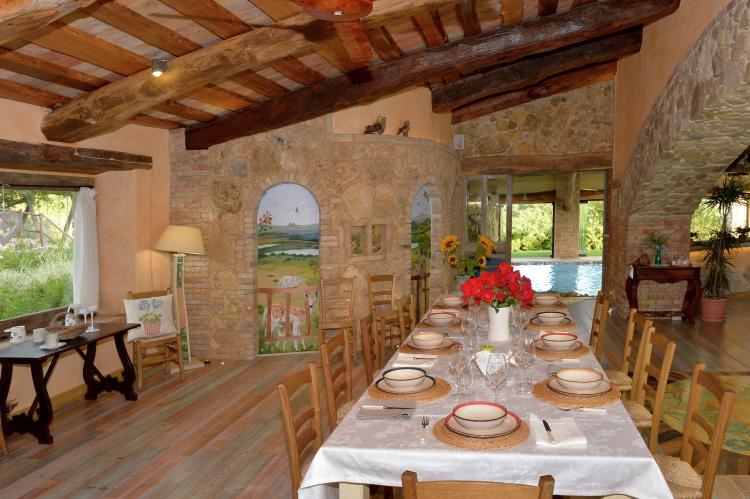 Holiday homeItaly - Umbria/Marche: Villa Mezzeria  [19]