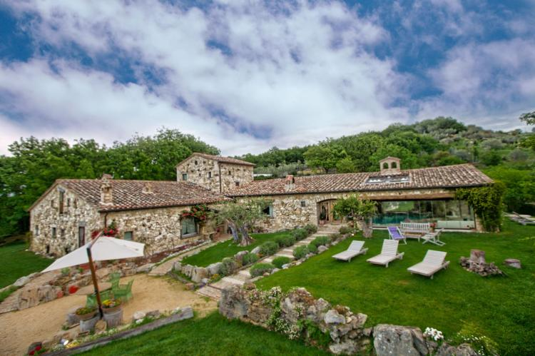 VakantiehuisItalië - Umbrië/Marche: Villa Mezzeria  [7]