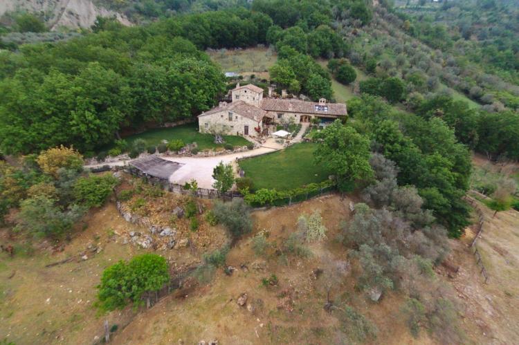 Holiday homeItaly - Umbria/Marche: Villa Mezzeria  [9]