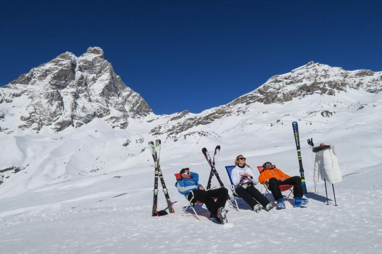 Holiday homeItaly - Valle d'Aosta: Residenza Cervinia Bilo Sei C  [39]