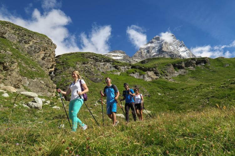 Holiday homeItaly - Valle d'Aosta: Residenza Cervinia Bilo Sei C  [34]