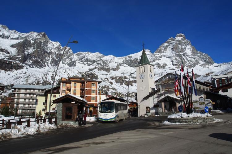 Holiday homeItaly - Valle d'Aosta: Residenza Cervinia Bilo Sei C  [24]