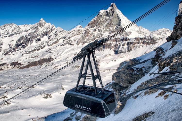 Holiday homeItaly - Valle d'Aosta: Residenza Cervinia Bilo Sei C  [30]