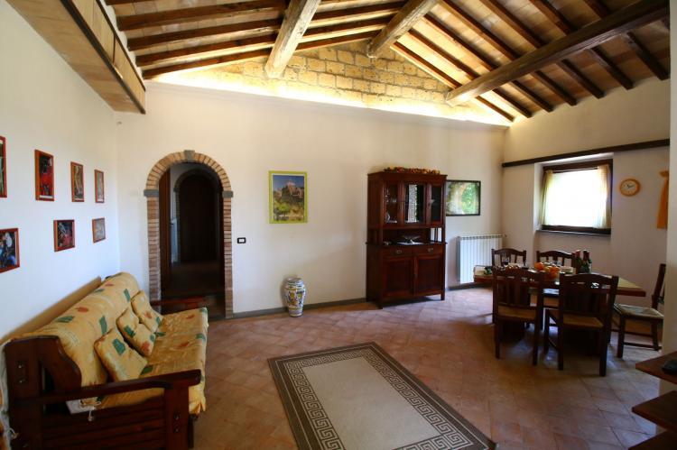 Holiday homeItaly - Lazio/Rome: Casa del Padrone  [12]