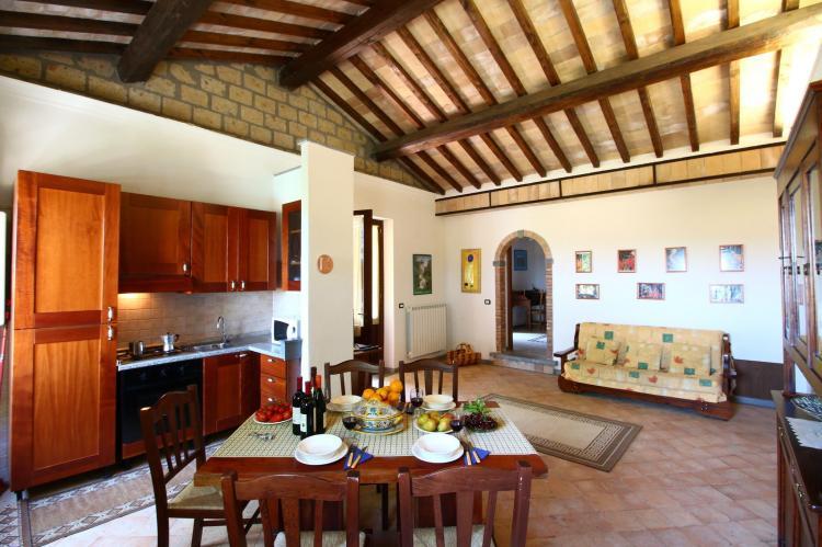Holiday homeItaly - Lazio/Rome: Casa del Padrone  [6]