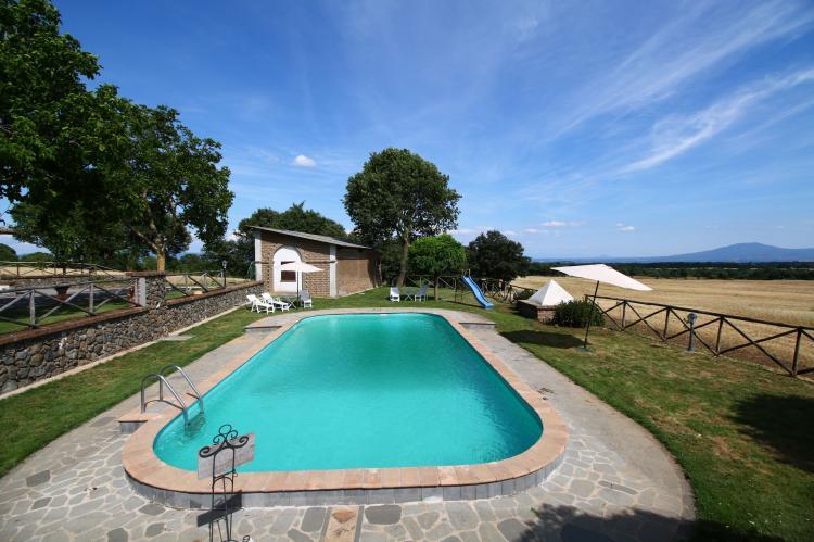 Holiday homeItaly - Lazio/Rome: Casa del Padrone  [1]