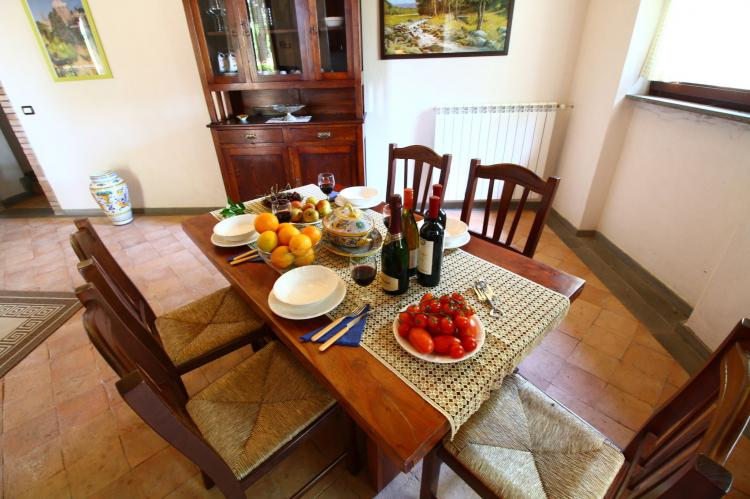 Holiday homeItaly - Lazio/Rome: Casa del Padrone  [14]