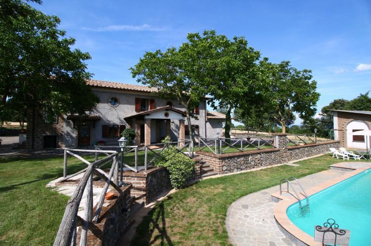 Holiday homeItaly - Lazio/Rome: Casa del Padrone  [9]