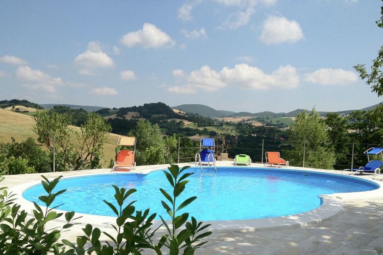VakantiehuisItalië - Umbrië/Marche: Casale delle Ginestre  [9]