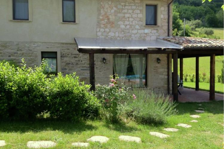 VakantiehuisItalië - Umbrië/Marche: Casale delle Ginestre  [6]