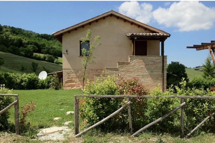 VakantiehuisItalië - Umbrië/Marche: Casale delle Ginestre  [5]