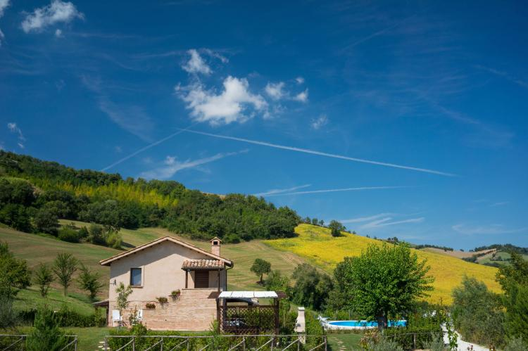 VakantiehuisItalië - Umbrië/Marche: Casale delle Ginestre  [3]
