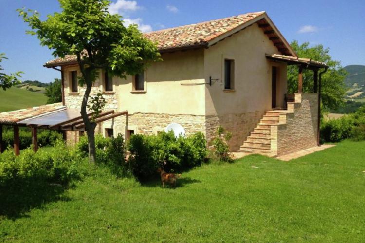 VakantiehuisItalië - Umbrië/Marche: Casale delle Ginestre  [4]