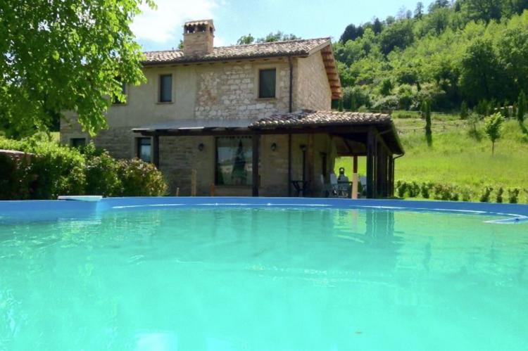 VakantiehuisItalië - Umbrië/Marche: Casale delle Ginestre  [1]
