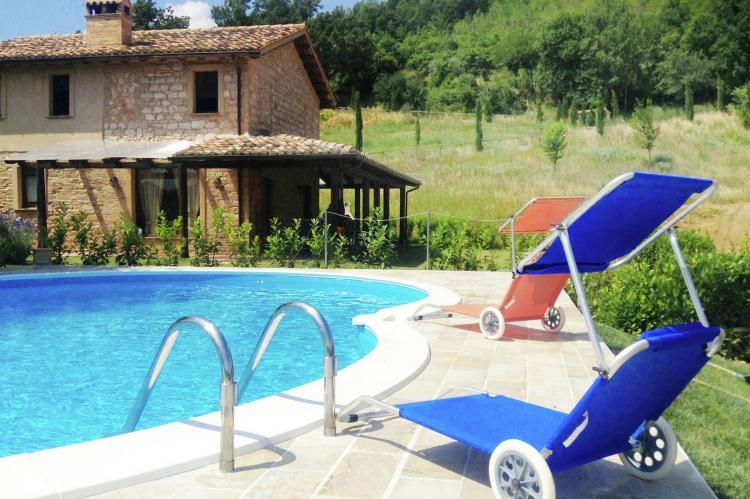 VakantiehuisItalië - Umbrië/Marche: Casale delle Ginestre  [2]