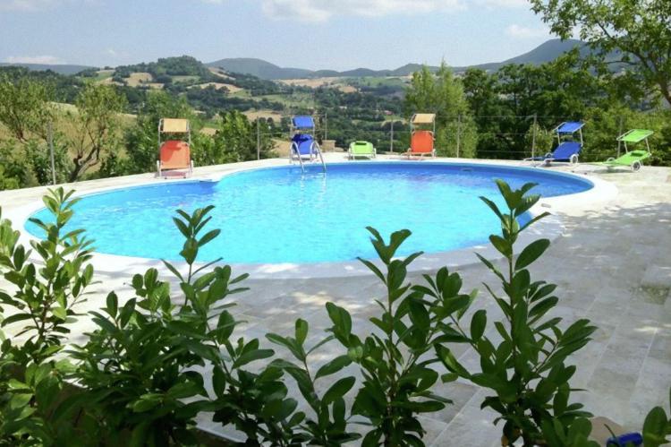 VakantiehuisItalië - Umbrië/Marche: Casale delle Ginestre  [8]