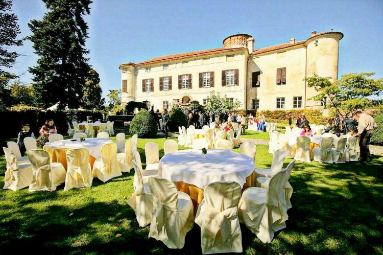 VakantiehuisItalië - Piëmonte: Castello Grimalda - Le Torrette  [1]