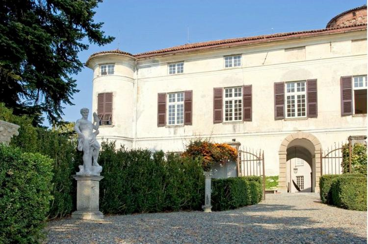 VakantiehuisItalië - Piëmonte: Castello Grimalda - Le Torrette  [9]