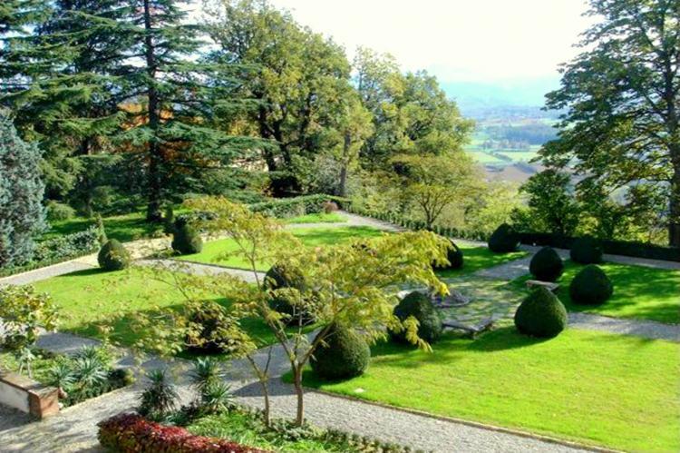 VakantiehuisItalië - Piëmonte: Castello Grimalda - Le Torrette  [33]