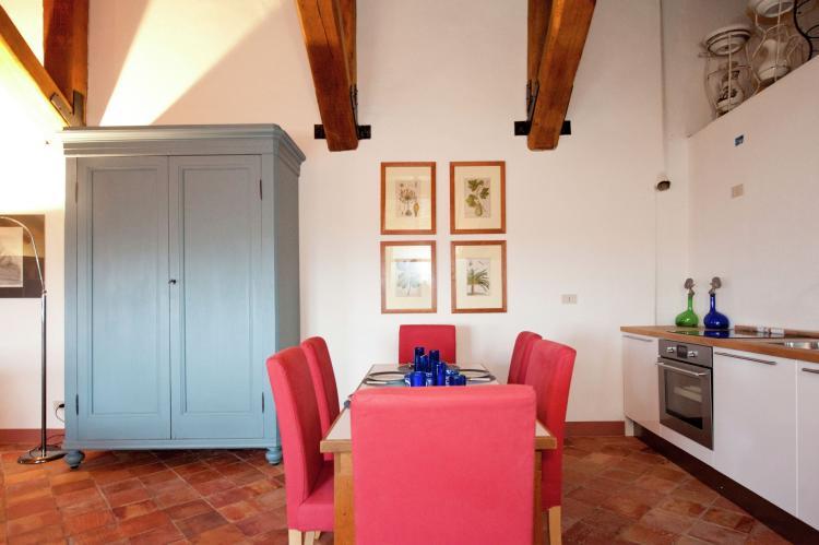 VakantiehuisItalië - Piëmonte: Castello Grimalda - Le Torrette  [5]