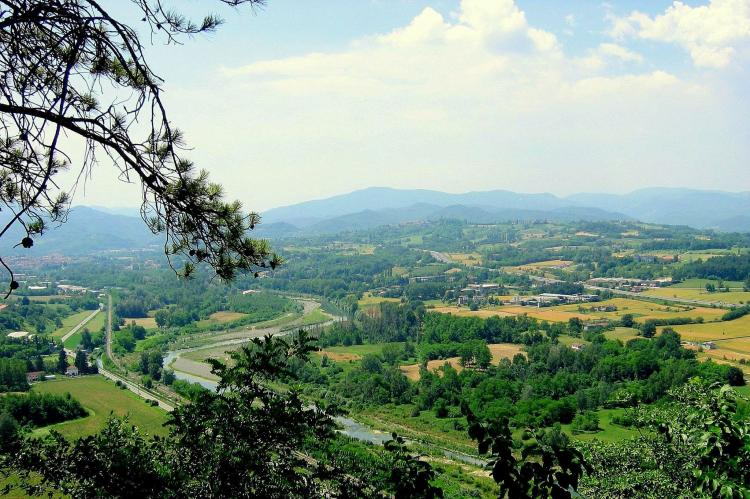 VakantiehuisItalië - Piëmonte: Castello Grimalda - Le Torrette  [10]