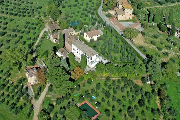 Holiday homeItaly - Tuscany/Elba: Tolfe  [17]