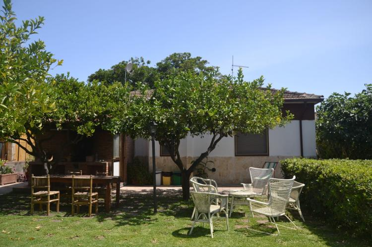 VakantiehuisItalië - Sicilië: Casa Limoncello Golf  [1]