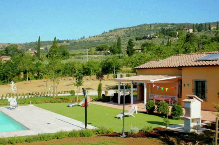 Holiday homeItaly - Tuscany/Elba: Villa Fiore  [1]