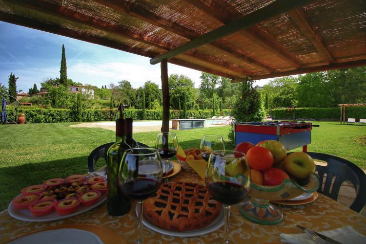 Holiday homeItaly - : Casal Gheriglio Pergola  [38]