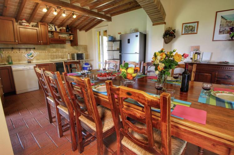 FerienhausItalien - Toskana/Elba: Villa Lucignano  [13]