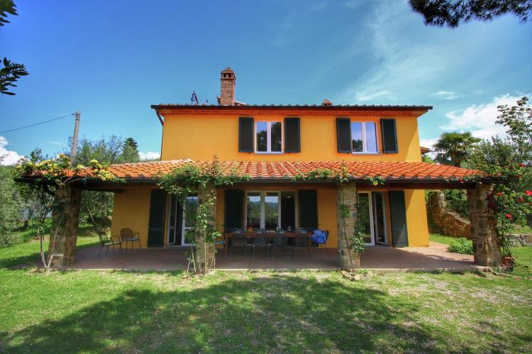 FerienhausItalien - Toskana/Elba: Villa Lucignano  [1]