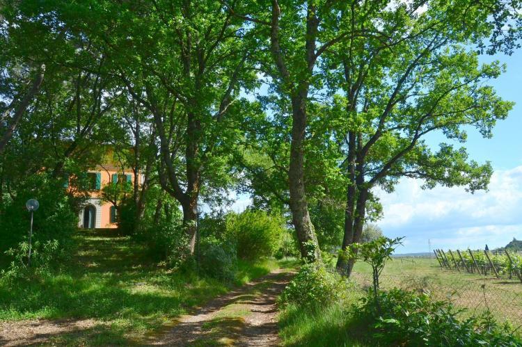 VakantiehuisItalië - Toscane/Elba: Terra Nisa  [32]
