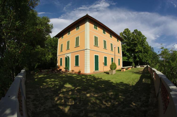 VakantiehuisItalië - Toscane/Elba: Terra Nisa  [5]