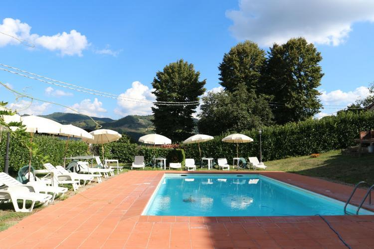 VakantiehuisItalië - Toscane/Elba: Villa Gaio  [1]