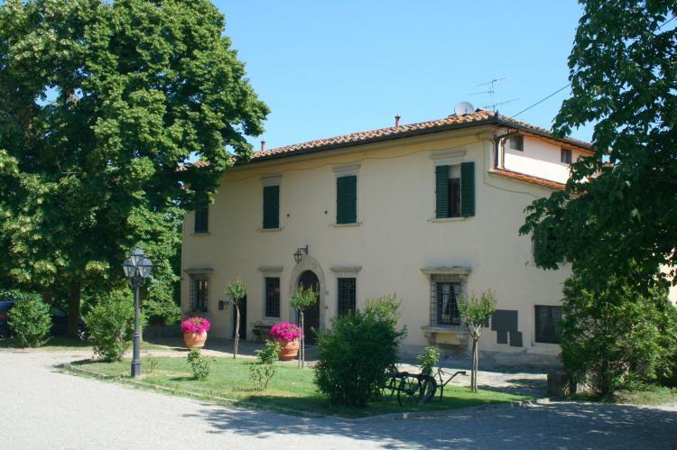 VakantiehuisItalië - Toscane/Elba: Villa Gaio  [2]