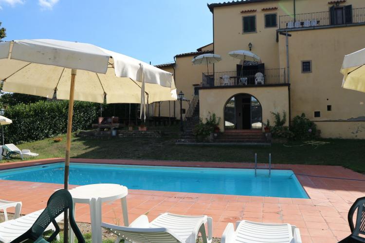 VakantiehuisItalië - Toscane/Elba: Villa Gaio  [4]