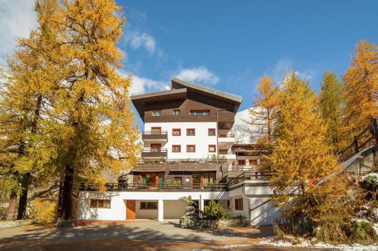 Holiday homeItaly - Valle d'Aosta: Residenza Cervinia 2P  [5]