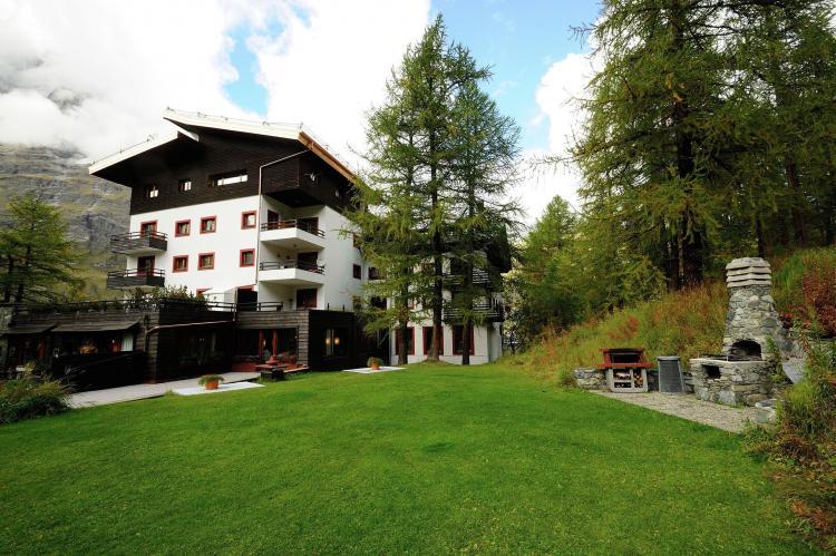 Holiday homeItaly - Valle d'Aosta: Residenza Cervinia 2P  [6]