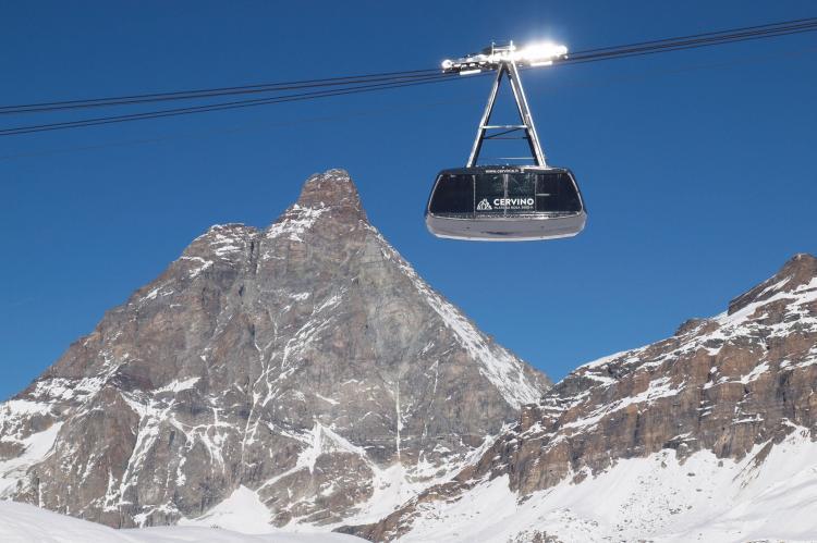 Holiday homeItaly - Valle d'Aosta: Residenza Cervinia 2P  [30]