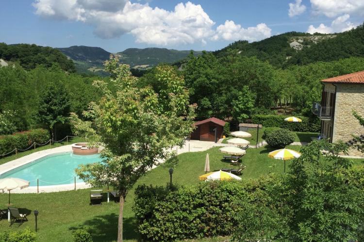 Holiday homeItaly - Umbria/Marche: Rosa Rossa  [13]