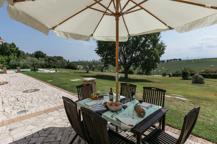 Holiday homeItaly - Umbria/Marche: La Roverella  [21]