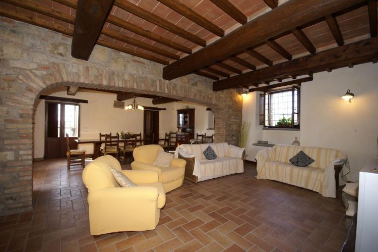 VakantiehuisItalië - Umbrië/Marche: Villa San Donato  [9]