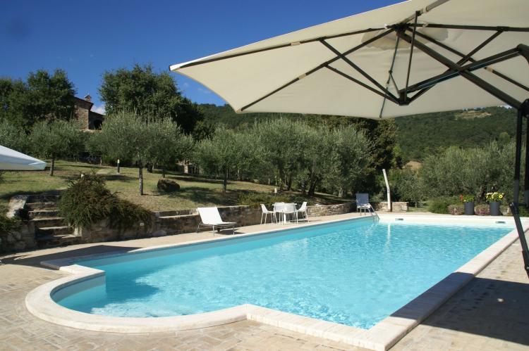 VakantiehuisItalië - Umbrië/Marche: Villa San Donato  [1]