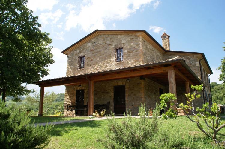 VakantiehuisItalië - Umbrië/Marche: Villa San Donato  [6]