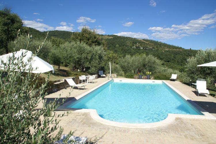 VakantiehuisItalië - Umbrië/Marche: Villa San Donato  [5]