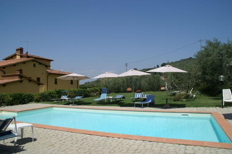 VakantiehuisItalië - Toscane/Elba: Podere Pulicciano Cantina  [6]