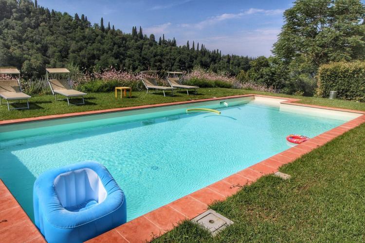 VakantiehuisItalië - Toscane/Elba: Podere Pulicciano Cantina  [4]
