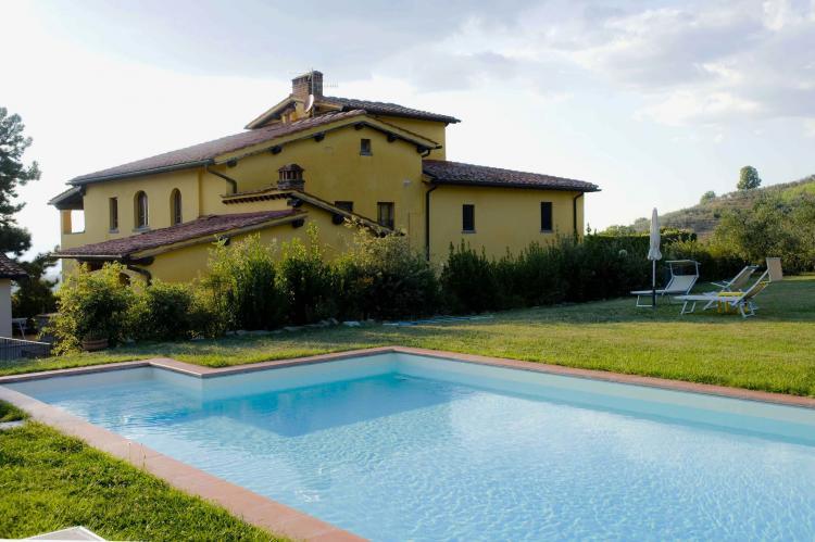 VakantiehuisItalië - Toscane/Elba: Podere Pulicciano Cantina  [37]